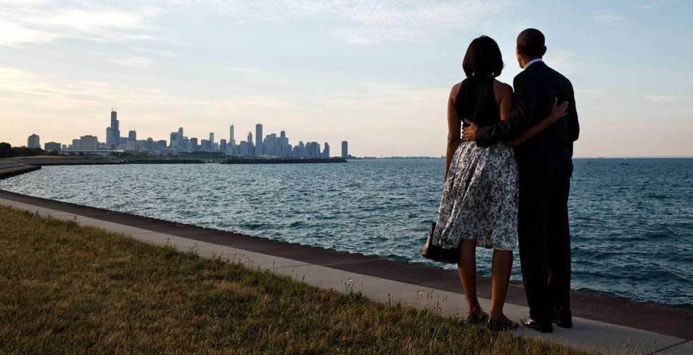 Obama despedirá su presidencia en Chicago, donde empezó todo