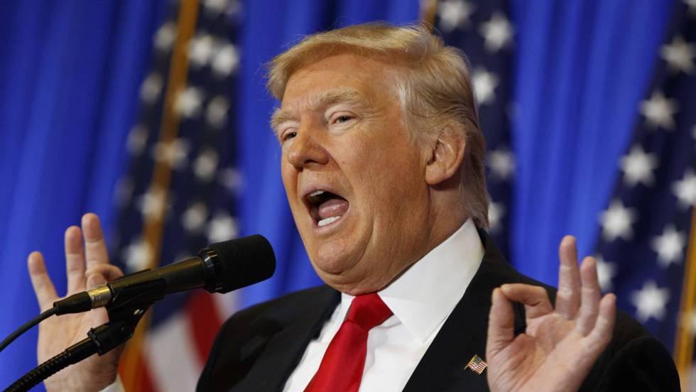 Trump asegura que México va a reembolsar a Estados Unidos por el muro