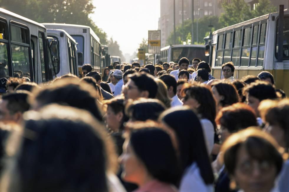 089f861f94cca Chile cumple 10 años de Transantiago