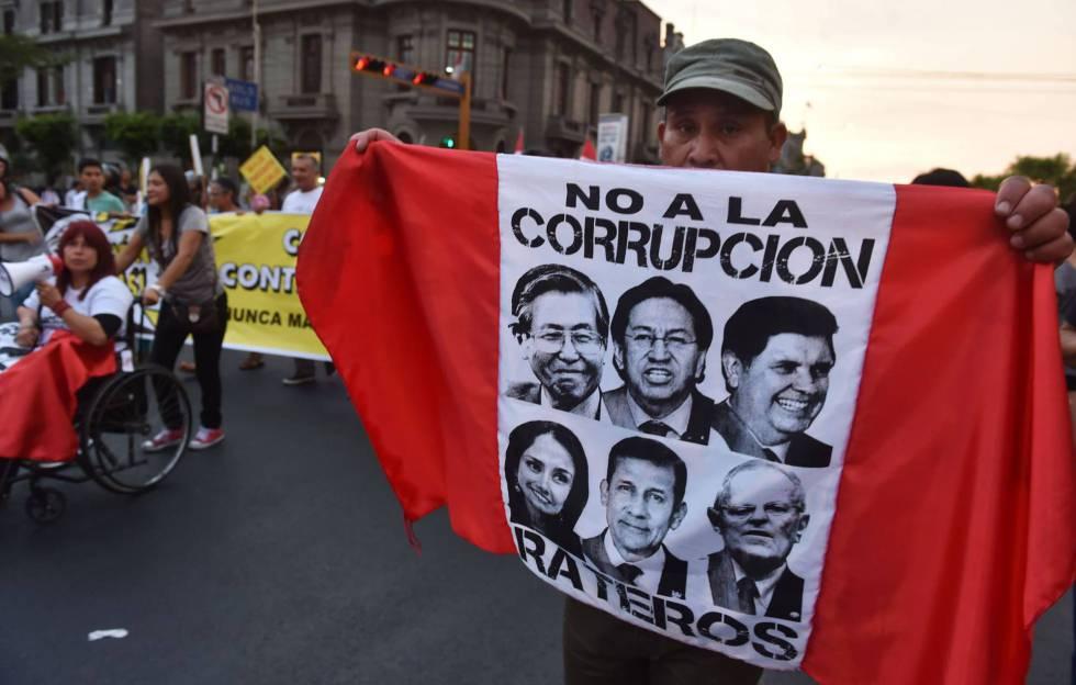 Resultado de imagen para peru corrupcion