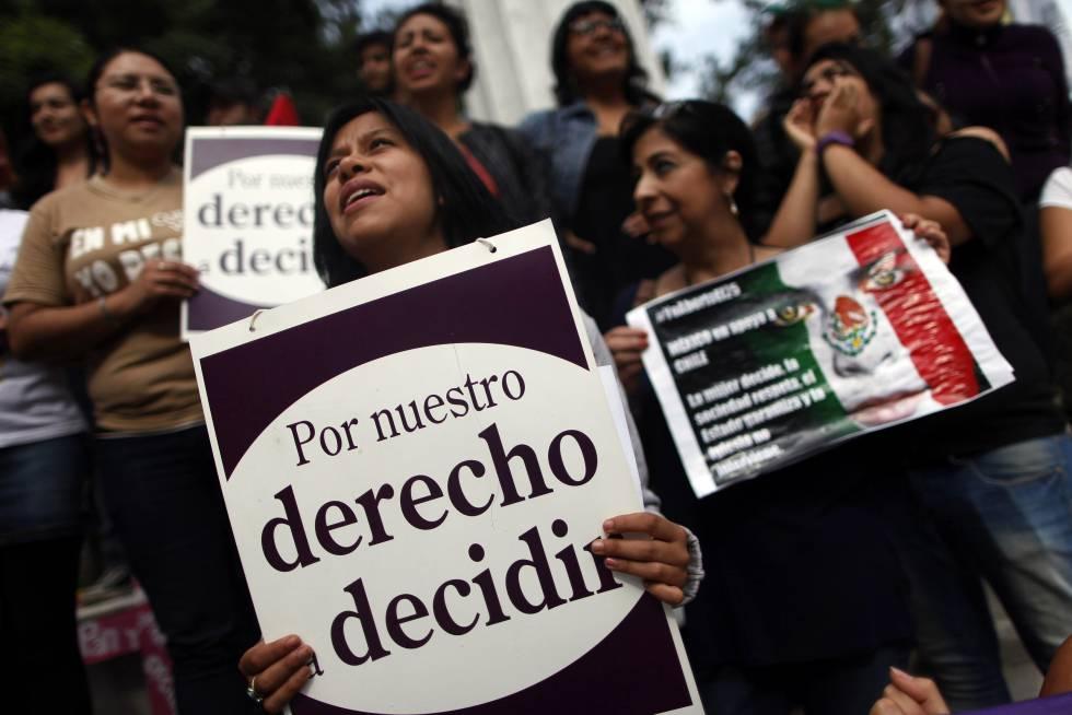 dd4de10fc Día de la Mujer 2017  La odisea de abortar libre y segura en México ...