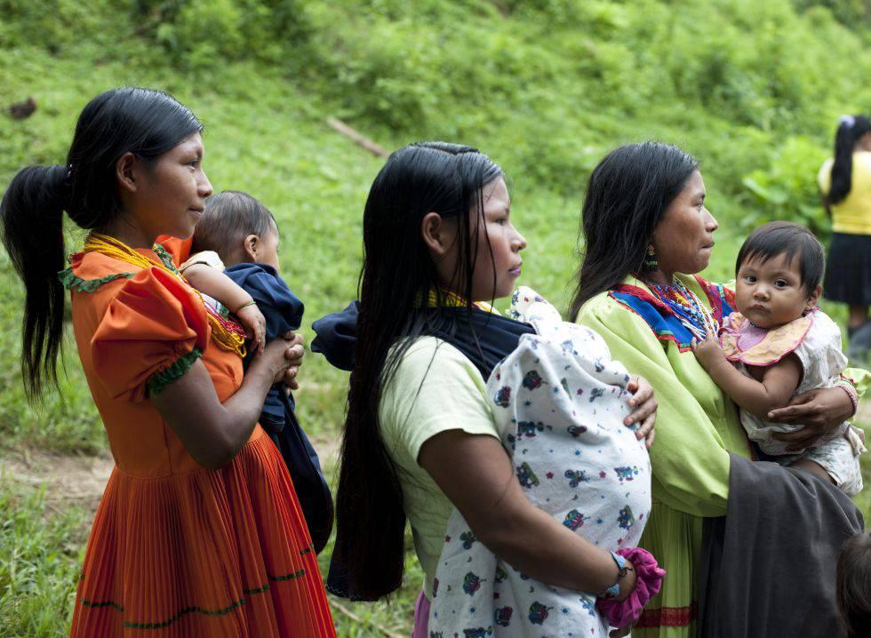 Día De La Mujer 2017: Mujer Indígena: La Desigualdad De