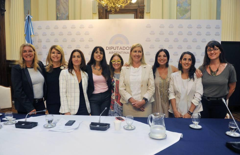 Día De La Mujer 2017 Argentina Un País De Mujeres En Lucha Argentina El País