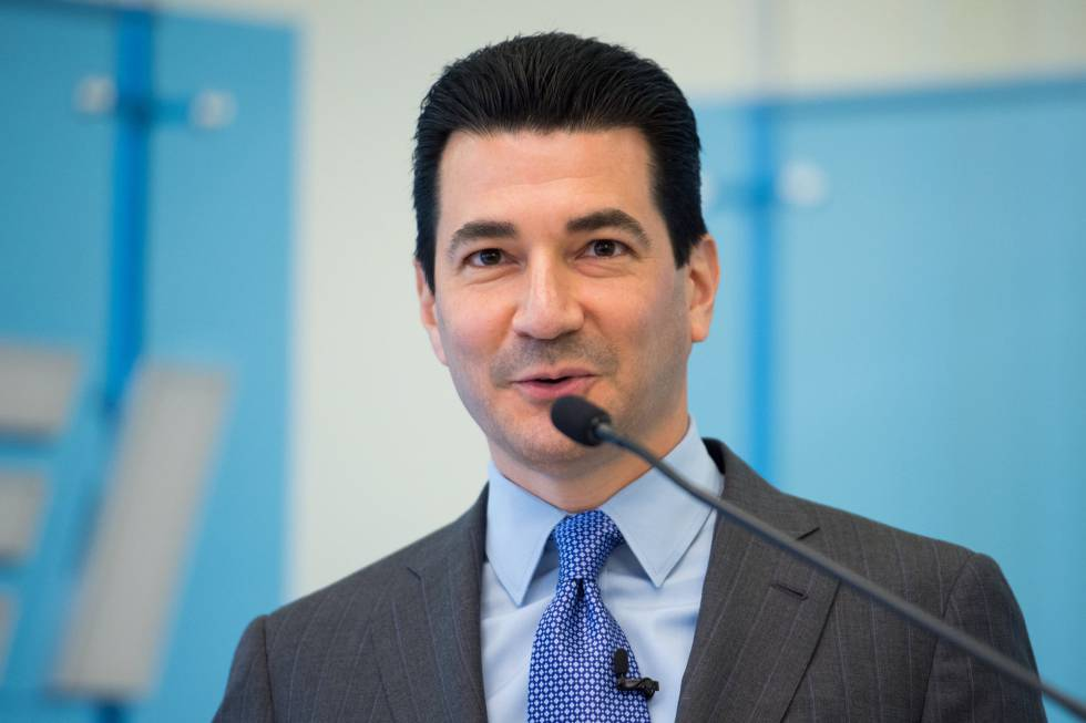 Scott Gottlieb, en un evento reciente