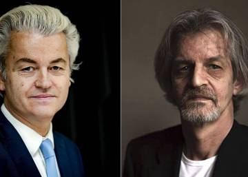 Geert Wilders tiene un fiero enemigo en Twitter: su hermano mayor Paul