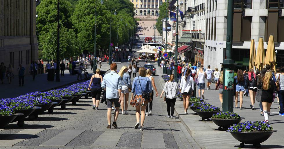 Noruega, el país más feliz del mundo