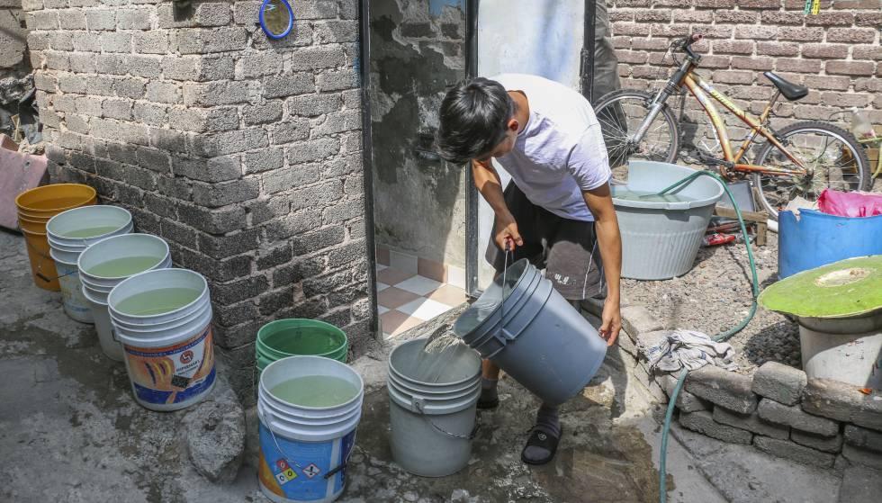 El agua potable no llega a 41 millones de mexicanos: investigadora