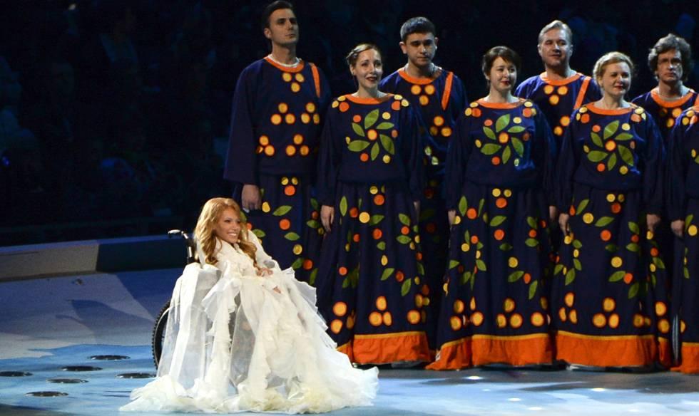 Ucrania Prohíbe Entrar A La Cantante Rusa En Eurovisión Porque Actuó