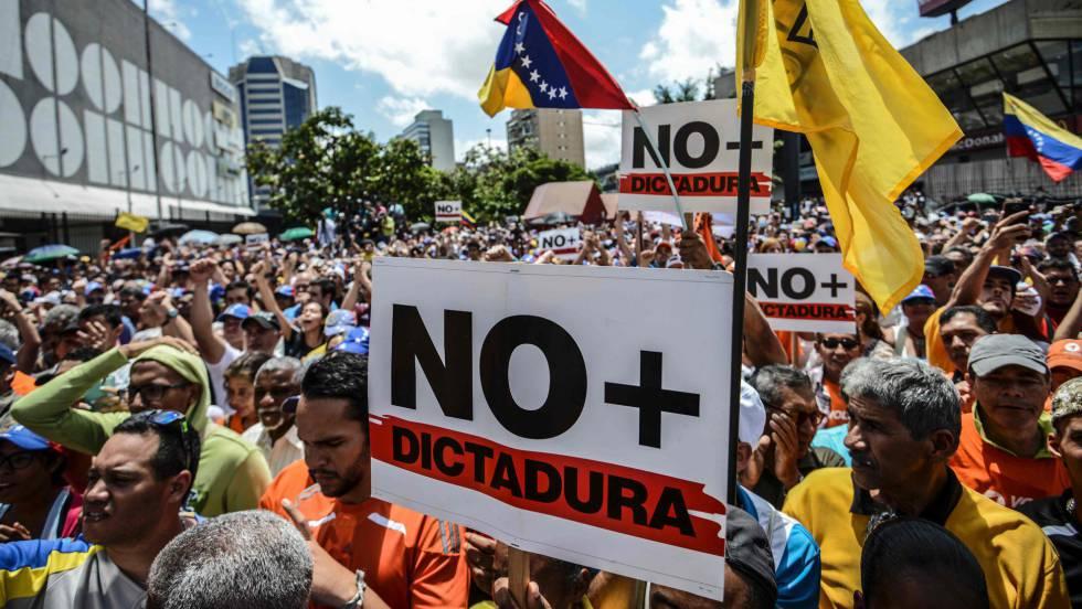 Resultado de imagen para Oposición venezolana