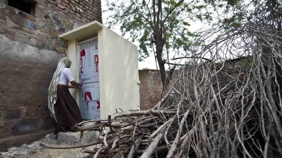 defb4a1bb724 Un distrito de la India obliga a hoteles y locales a abrir sus baños ...