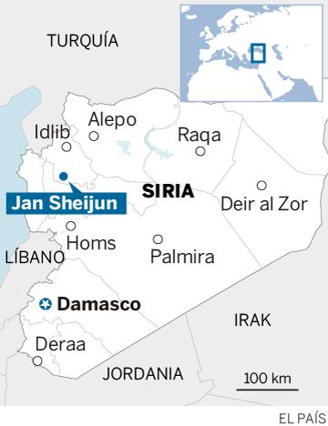Siria: Un supuesto ataque químico causa una matanza en la