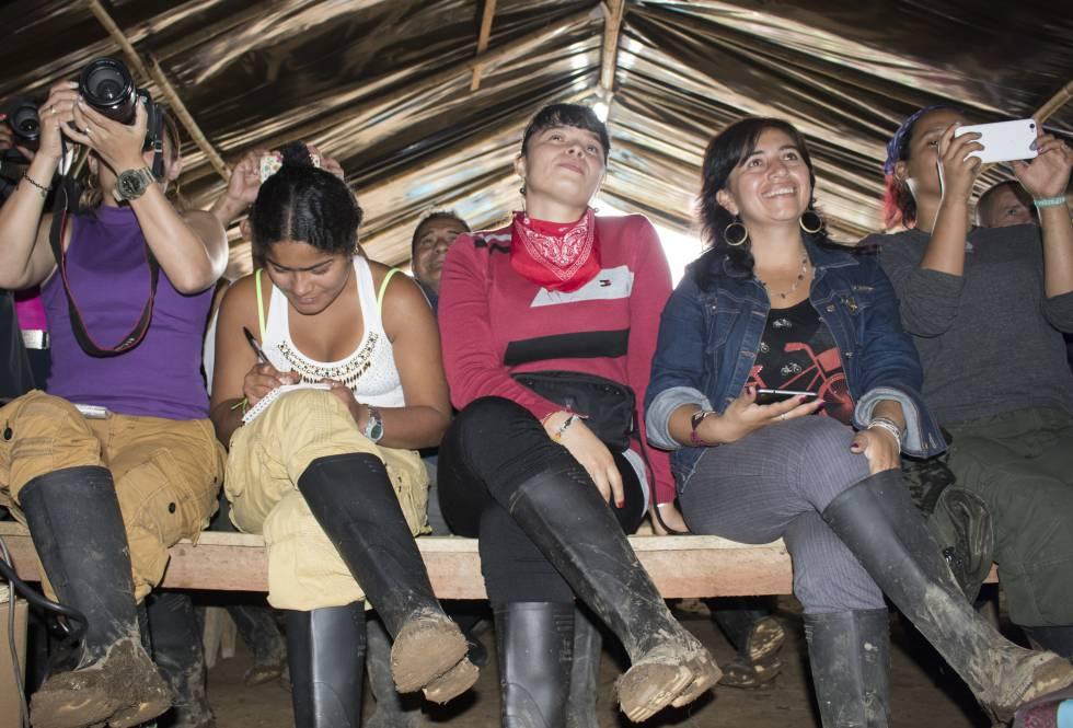 Lo que quieren las mujeres de las FARC | Colombia | EL PAÍS