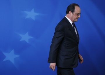 François Hollande, un presidente normal en tiempos extraordinarios