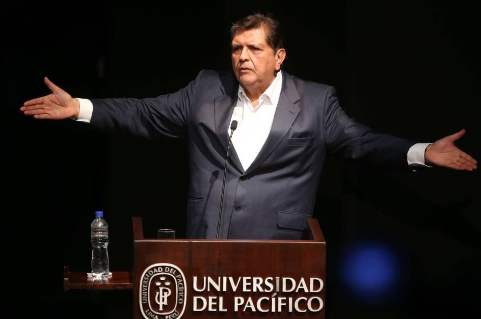 426f5f4af6576 Três envolvidos na Lava Jato citam ex-presidente peruano Alan García ...