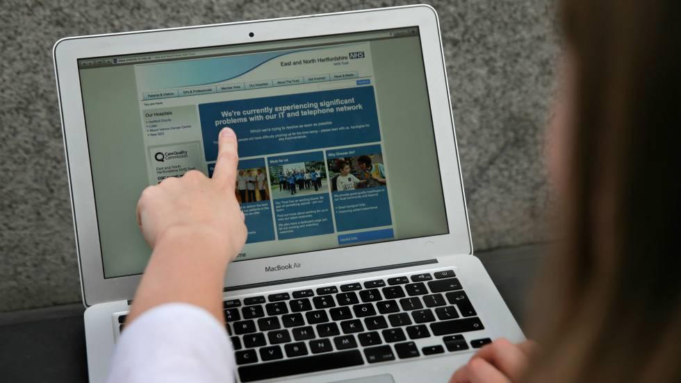 Europol teme que el número de afectados por el ciberataque aumente a partir del lunes