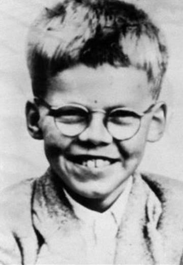 Keith Bennett, una de las víctimas de los 'asesinos del páramo', cuyos restos aún no han sido hallados.