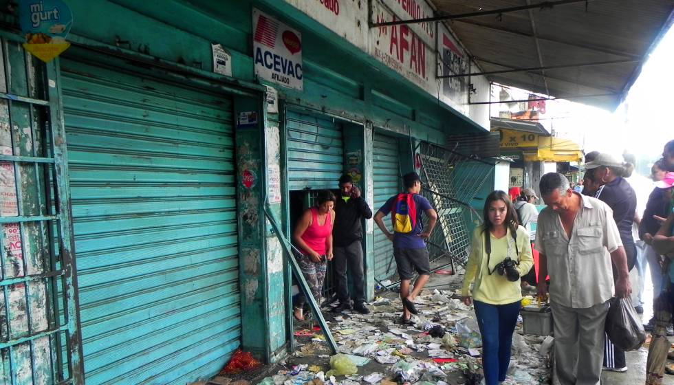 looting and unrest in venezuela i ve never seen anything like this