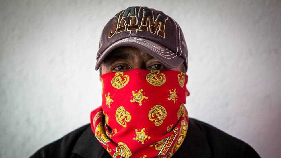 Huachicolero Antes Como Policia Ganaba 270 Dolares Al Mes Ahora