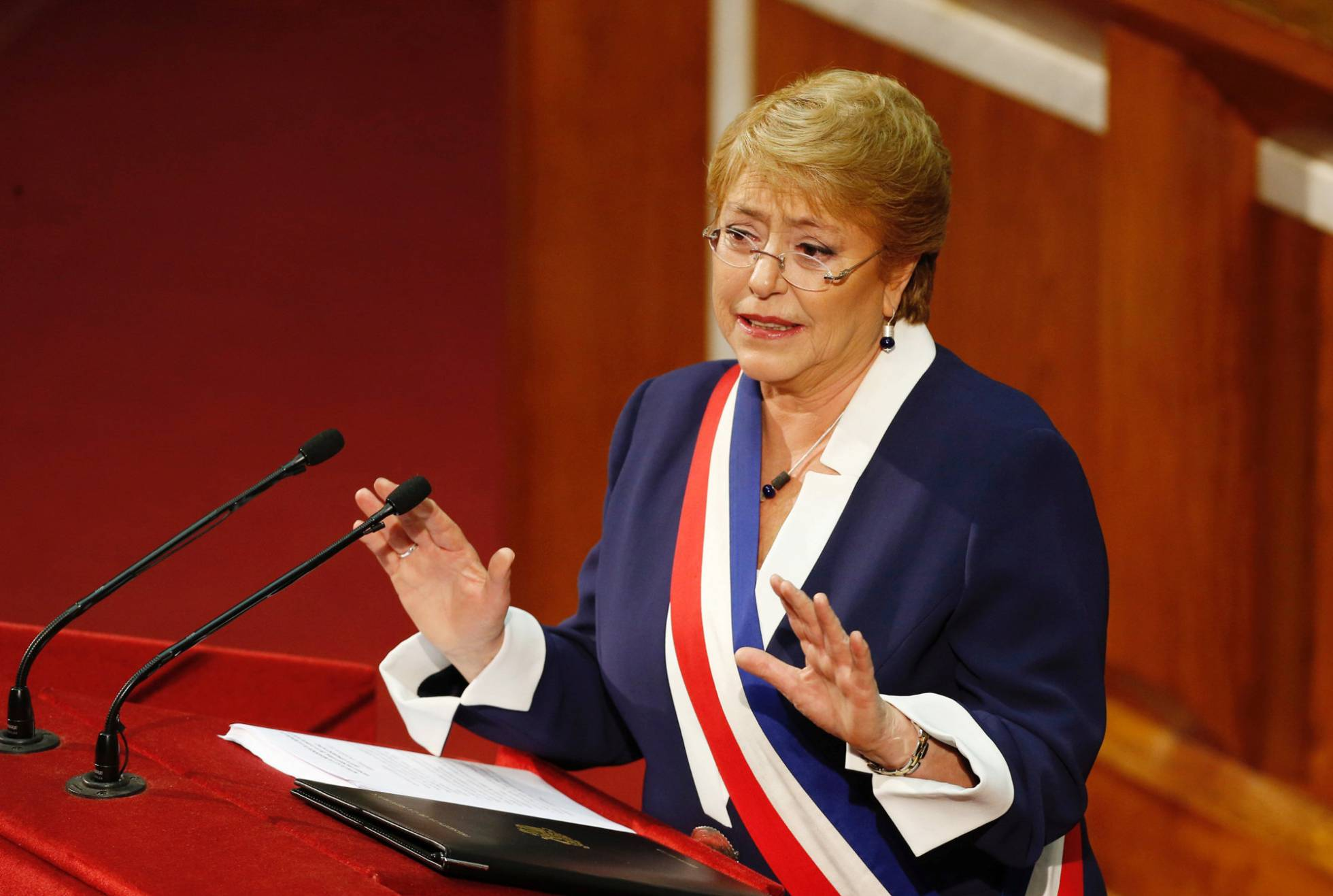 Banco Mundial admite que manipulou dados sobre o Chile contra o Governo de Bachelet