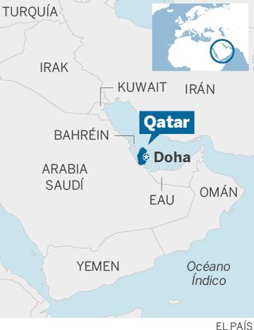 """Arabia Saudí, EAU, Bahréin y Egipto cortan sus relaciones con Qatar por """"apoyar al terrorismo"""""""