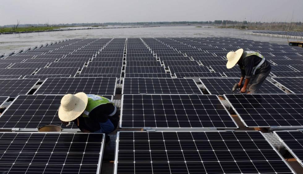 La tortuosa marcha de China hacia las energías renovables