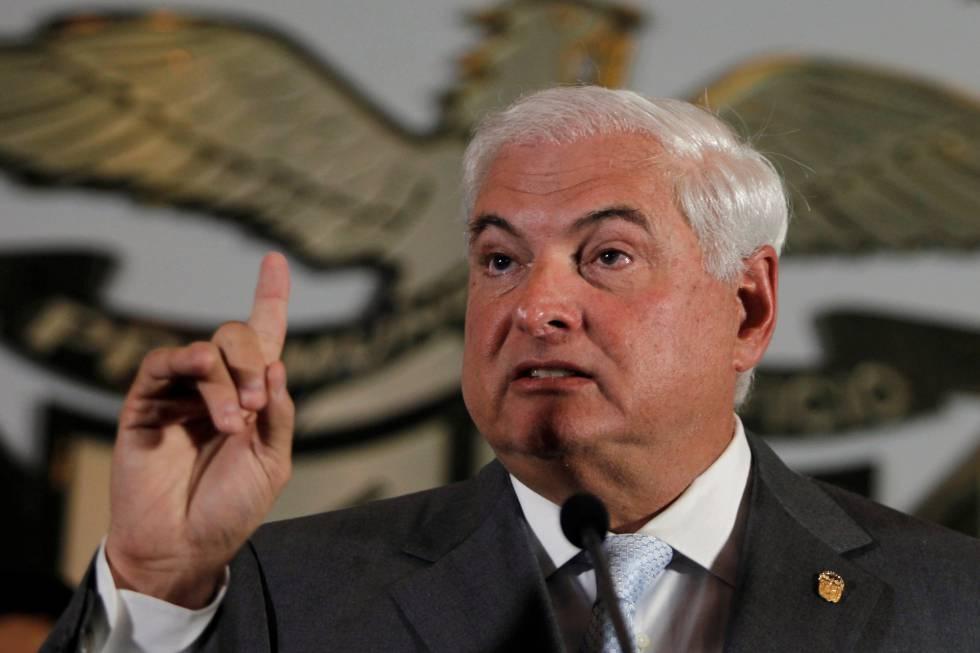 El expresidente paname o ricardo martinelli es detenido en for Martinelli cucine