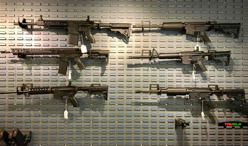 09e4e680f Arlington  armas en oferta entre centros de yoga y supermercados caros