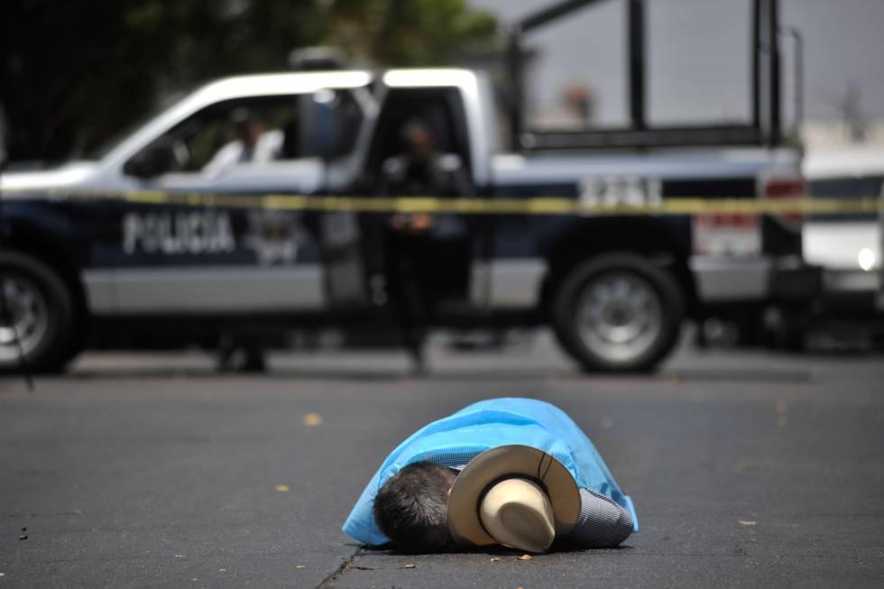 Violencia en Mexico