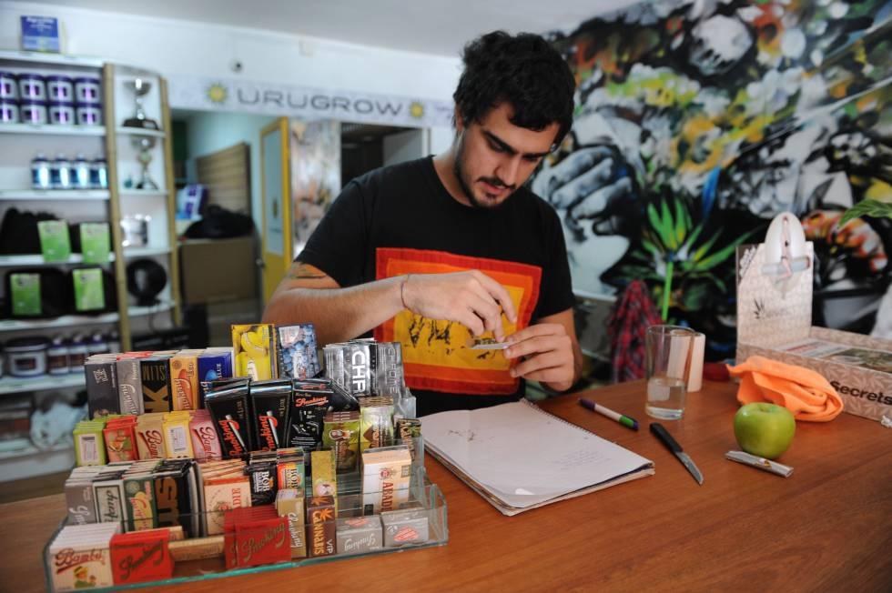 Uruguai vende maconha em farmácias