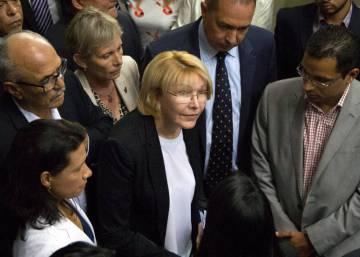 Ruptura total entre la fiscal general de Venezuela y el Gobierno de Maduro