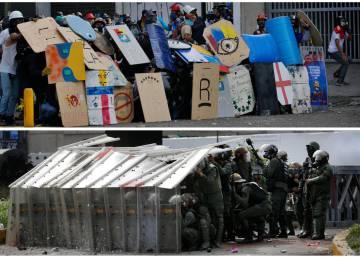 La fiscal general de Venezuela discrepa con el Gobierno sobre las muertes en las protestas