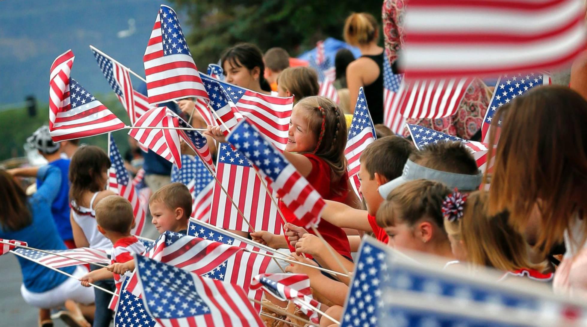 23% dos cidadãos nos EUA não sabem de quem conseguiram sua independência