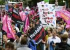 La policía pide refuerzos en Hamburgo porque los disturbios continúan