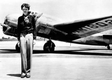 Una expedición busca en el Pacífico a la legendaria aviadora Amelia Earhart