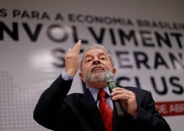 Un juez ordena a Lula devolver 26 regalos, entre ellos una escultura de Miró, que recibió como jefe de Estado