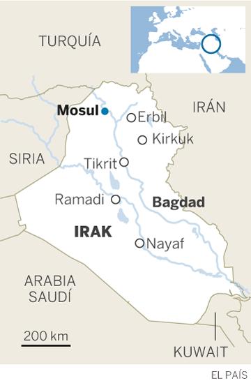 Los habitantes de Mosul recuperan su ciudad tras la expulsión del ISIS