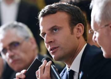 Macron lidera la respuesta a Trump y refuerza su influencia internacional