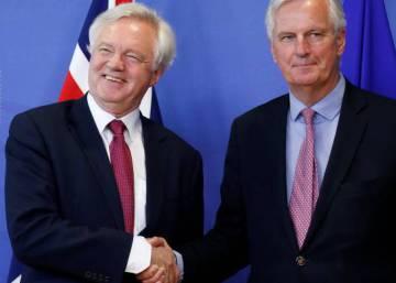 La UE y Reino Unido empiezan a negociar el Brexit en Bruselas