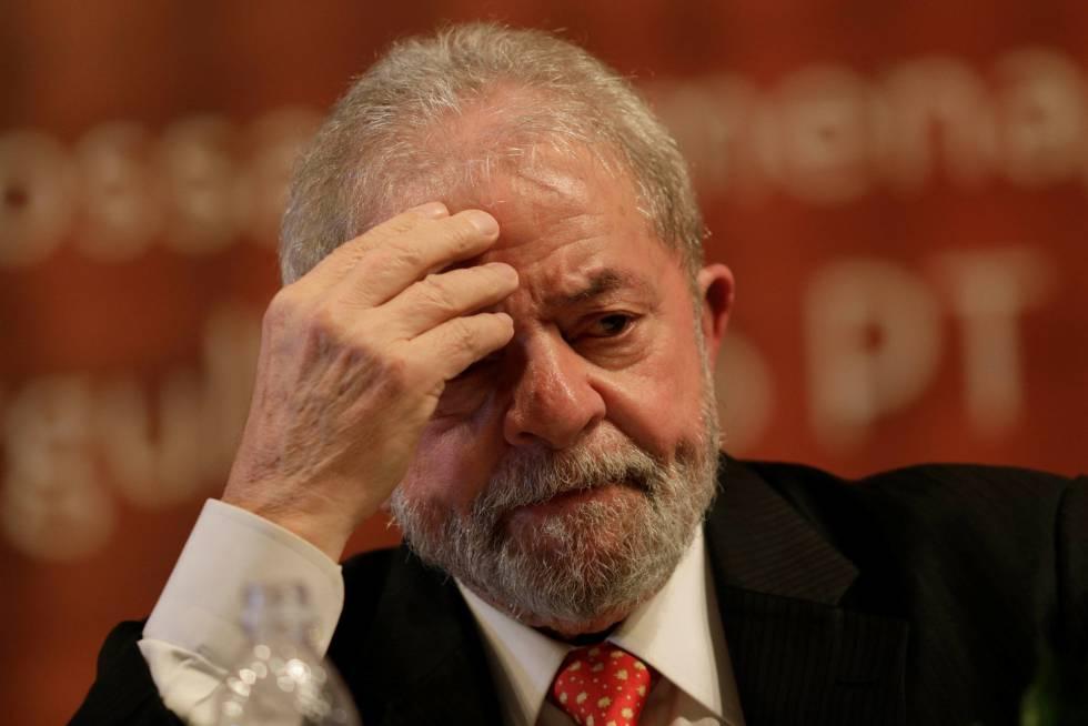 Lula da Silva el pasado 5 de julio.