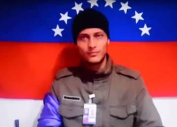 Reaparece en un vídeo el piloto de helicóptero que atacó el Supremo de Venezuela