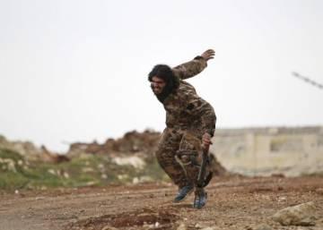 La guerra siria también se alimenta de anfetaminas
