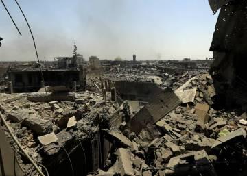Irak afronta el reto de la reconciliación tras la reconquista de Mosul