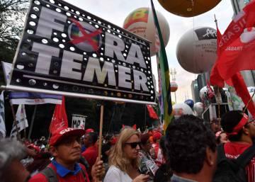 Brasil entra en su quinto año de crisis política sin atisbo de solución