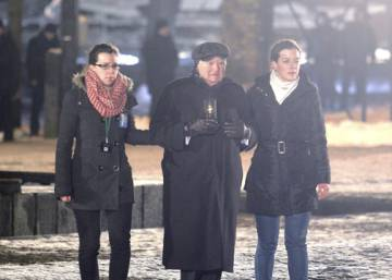 Los supervivientes de Auschwitz piden no olvidar el Holocausto