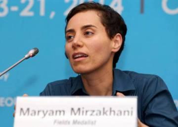 Muere Maryam Mirzakhani, la primera mujer en ganar una medalla Fields de Matemáticas