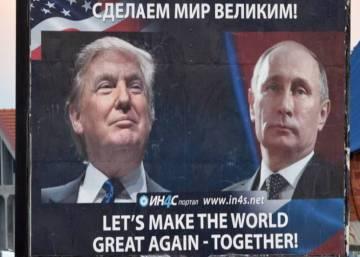 Rusia refuerza su frontera con la OTAN a la espera de Trump