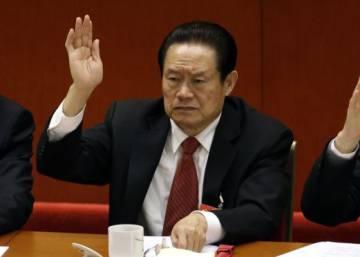 El exjefe de la seguridad interna china imputado por corrupción