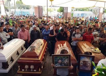 La violencia en México se desata este año y debilita cada vez más el sistema