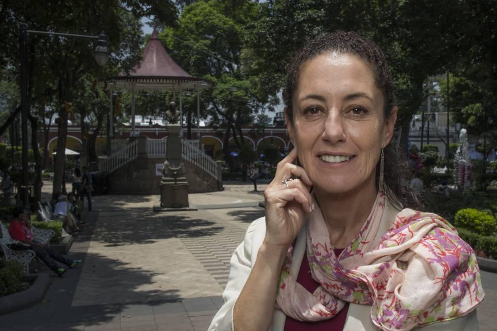 Claudia Sheinbaum