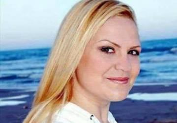 La española Pilar Garrido.
